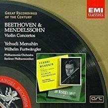 Beethoven and Mendelssohn – Violin Concertos – Yehudi Menuhin