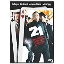 21  – Kevin Spacey, Kate Bosworth (DVD) (LS)