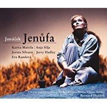 Janacek – Jenufa – Complete Opera (2 CDs)