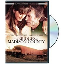 The Bridges of Madison County – Meryl Streep, Clint Eastwood (DVD) (LS)