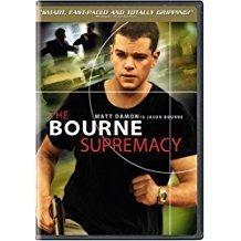 The Bourne Supremacy – Matt Damon (DVD) (OM)