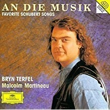 Schubert – An Die Musik – Bryn Terfel