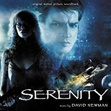 Serenity Soundtrackby David Newman