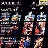 Schubert – Mass No. 2 and Mass No. 6 – Robert Shaw