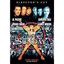 Any Given Sunday – Al Pacino (DVD) (WS)