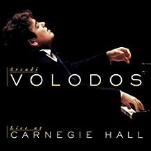 Volodos Live at Carnegie Hall