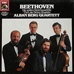 Beethoven – The Late String Quartets – Alban Berg Quartett (4 CDs)