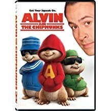 Alvin and the Chipmunks – Jason Lee, The Chipmunks (SS)