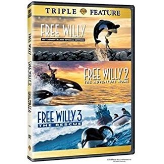 Free Willy 1-3 (Triple Feature) (2 DVDs) WS & FF PG