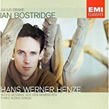 Henze – Ian Bostridge