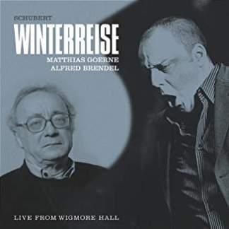 Matthias Goerne, Alfred Brendel – Schubert Winterreise