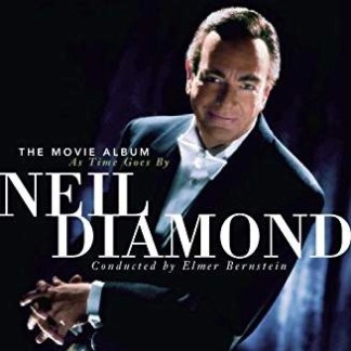 Neil Diamond – The Movie Album – As Time Goes By (2 CDs)
