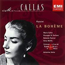 Puccini – La Boheme – Highlights – Maria Callas
