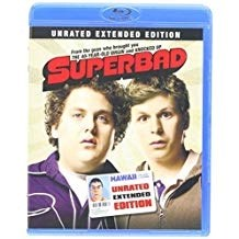 Superbad Unrated Extended Edition (Blu-Ray)