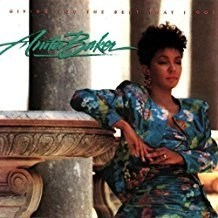 Anita Baker – Giving You The Best That I Got