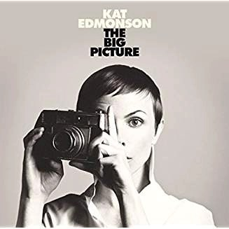 Kat Edmonson – The Big Picture (Autographed on Cover not pictured)
