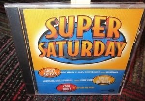 Super Saturday Limited Edition CD