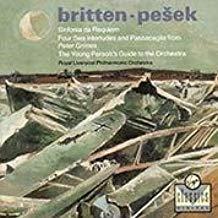Britten – Sinfonia Da Requiem, etc.