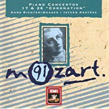 Mozart Piano Concertos 17 & 26 'Coronation' Hans Richter-Haaser, Istvan Kertesz