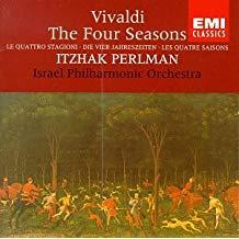 Vivaldi – The Four Seasons – Itzhak Perlman