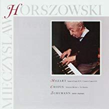 Mozart Sonata In D Major, K.576, Sonata in F Major, K.332, etc. – Horszowski