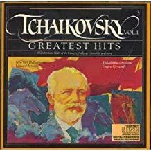 P.I. Tchaikovsky – Greatest Hits Vol 1