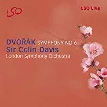 Dvorak Symphony No. 6 – Sir Colin Davis, London Symphony Orchestra (Gold CD)