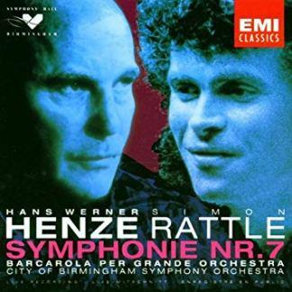 Henze – Symphony No. 7 – Hans Werner Simon