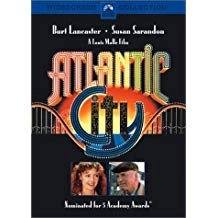 Atlantic City – Burt Lancaster, Susan Sarandon WS (DVD)