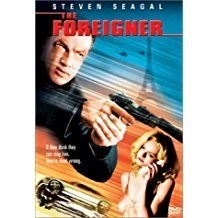 The Foreigner – Steven Seagal (DVD) WS