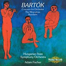 Bartok – Concerto for Orchestra – The Miraculous Mandarin – Adam Fischer