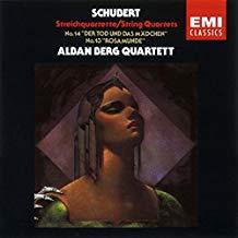 Schubert – String Quartets No. 13 'Rosamunde', & No. 14 'Death and the Maiden' ~ Alban Berg Quartett