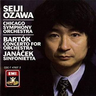 Bartok – Concerto For Orchestra – Seiji Ozawa