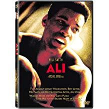 Ali – Will Smith (DVD) WS R