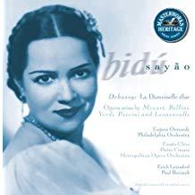 Bidú Sayão – La damoiselle élue – Opera Arias
