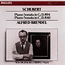 Schubert – Piano Sonata in G, D.894 – Piano Sonata in C, D.840