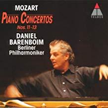 Mozart Piano Concertos Nos. 11 – 13 – Daniel Barenboim