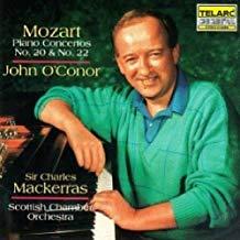 Mozart Piano Concertos No. 20 & 22 – Sir Charles Mackerras