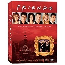 Friends – Season 2 (TV Show Box Set)
