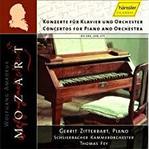 Mozart Piano Concertos Kv246 – Gerrit Zitterbart