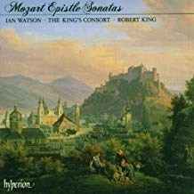 Mozart Epistle Sonatas – Robert King
