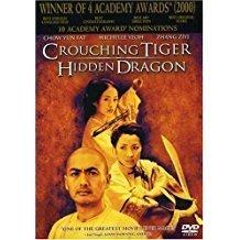 Crouching Tiger, Hidden Dragon – Chow Yun Fat, Michelle Yeoh (DVD) WS PG13