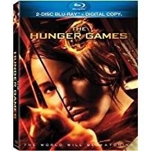 The Hunger Games – Jennifer Lawrence (Blu-Ray and Digital Copy 2 Disc Edition)