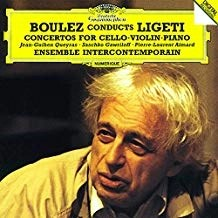 Boulez Conducts Ligeti