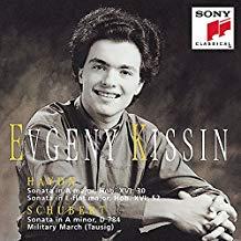 Evgeny Kissin – Piano Sonatas Kissin