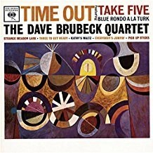 The Dave Brubeck Quartet – Time Out