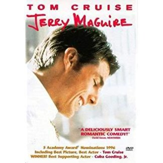 Jerry Maguire – Tom Cruise (DVD) (R-Rated) WS
