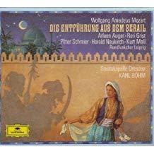 Mozart – Die Entfuhrung Aus Dem Serail – Karl Bohm (2 CDs)