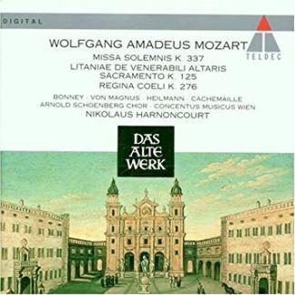 Mozart – Missa Solenis – K. 337 – Harnoncourt