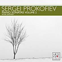 Prokofiev Piano Sonatas, Vol. 2 – Peter Dmitriev